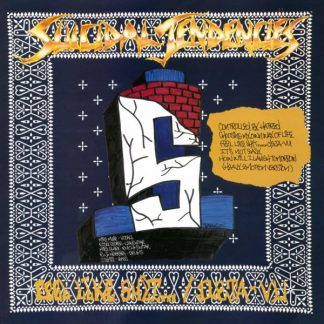 SUICIDAL TENDENCIES Controlled By Hatred/Feel Like Shit.. LP Limited Edition