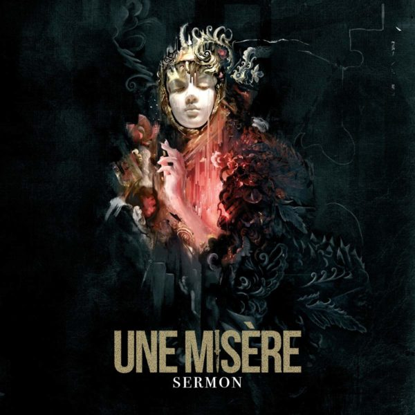 UNE MISERE Sermon LP Limited Edition