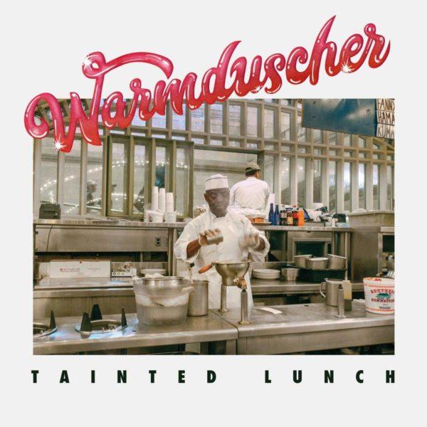 WARMDUSCHER Tainted Lunch LP Limited Edition
