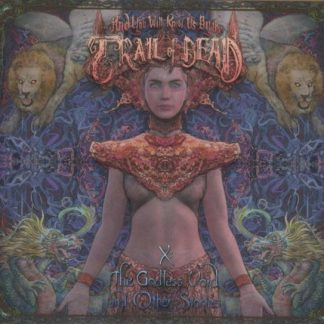 AND YOU WILL KNOW US BY THE TRAIL OF THE DEAD X: The Godless Void & Other Stories CD