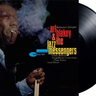 ART BLAKEY & JAZZ MESSENGERS Buhaina's Delight LP