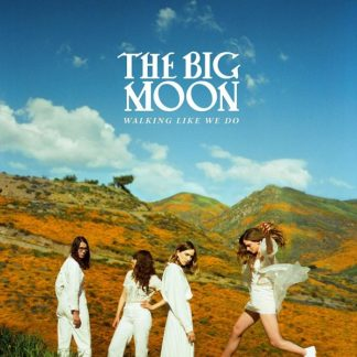 BIG MOON Walking Like We Do CD