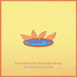 BOMBAY BICYCLE CLUB Everything Else Has Gone Wrong CD