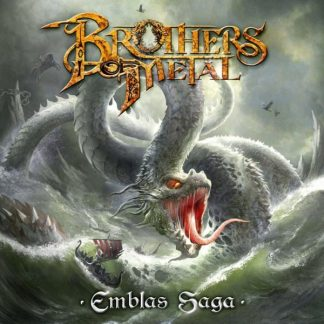 BROTHERS OF METAL Emblas Saga DLP Limited Edition