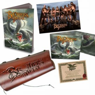 BROTHERS OF METAL Emblas Saga BOX SET Limited Edition