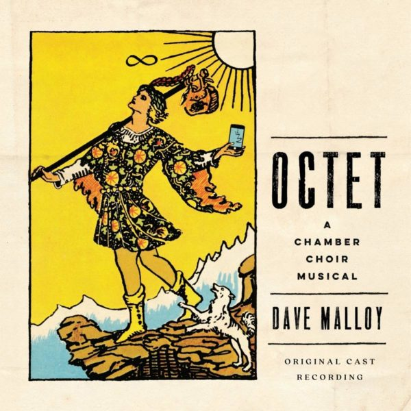 DAVE MALLOY Octet (A Chamber Choir Musical) CD