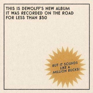 DEWOLFF Tascam Tapes LP
