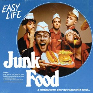 "EASY LIFE Junk Food 12"" EP (7 tracks) Limited Edition"
