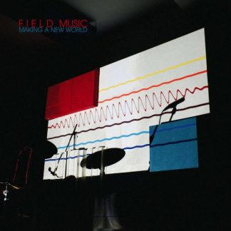 FIELD MUSIC Making A New World LP Limited Edition