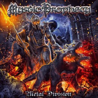 MYSTIC PROPHECY Metal Division LP Limited Edition
