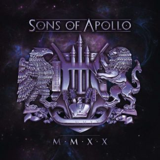 SONS OF APOLLO 'MMXX'  DLP+CD