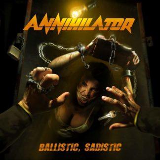 ANNIHILATOR Ballistic Sadistic LP Limited Edition