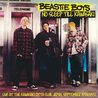 BEASTIE BOYS No Sleep Till Kawasaki - Live at Kawasaki, Japan 1993 CD