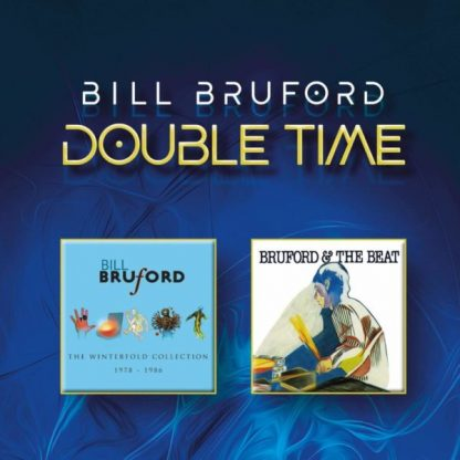 BILL BRUFORD Double Time  CD+DVD