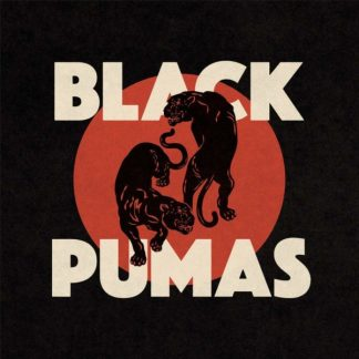 BLACK PUMAS Black Pumas  LP+CD Limited Edition