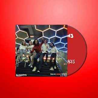 BLOSSOMS Foolish Loving Spaces 2CD Limited Edition