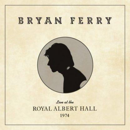BRYAN FERRY Live At The Royal Albert Hall 1974 CD