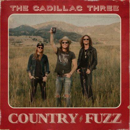 CADILLAC THREE Country Fuzz CD