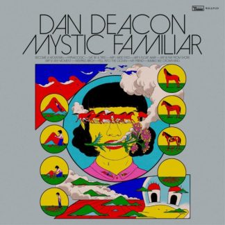DAN DEACON Mystic Familiar LP Limited Edition