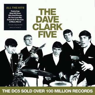 DAVE CLARK FIVE All The Hits DLP