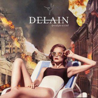 DELAIN Apocalypse & Chill CD