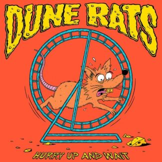 DUNE RATS Hurry Up And Wait LP Limited Edition