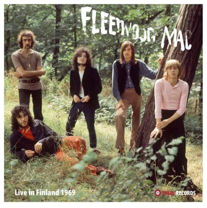 FLEETWOOD MAC Live In Finland 1969 LP