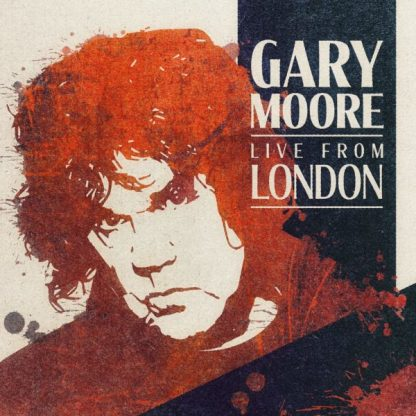 GARY MOORE Live From London DLP Limited Edition