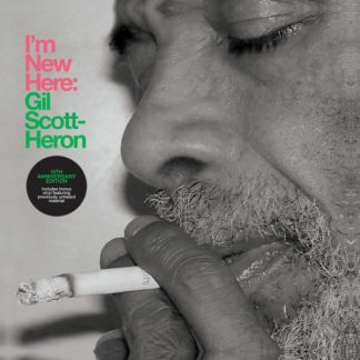 GIL SCOTT HERON I'm New Here (10th Anniversary Edition) DLP Limited Edition