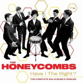 HONEYCOMBS Have I The Right? Complete 60's Albums & Singles BOX 3 CD