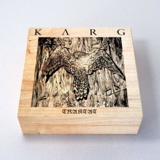 KARG Traktat BOX 2CD Limited Edition