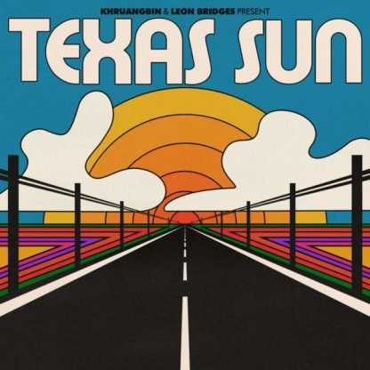 "KHRUANGBIN & LEON BRIDGES Texas Sun 12"" EP Limited Edition"