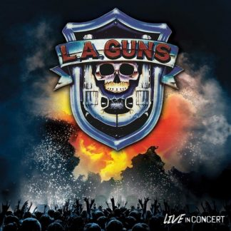 L.A. GUNS Live In Concert LP Limited Edition