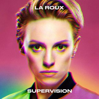 LA ROUX Supervision LP Limited Edition