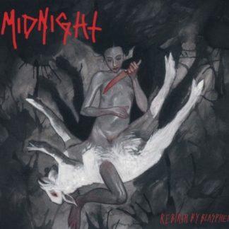 MIDNIGHT Rebirth By Blasphemy CD