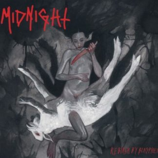 MIDNIGHT Rebirth By Blasphemy LP Limited Edition