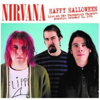 NIRVANA Happy Halloween Live At The Paramount Theatre LP