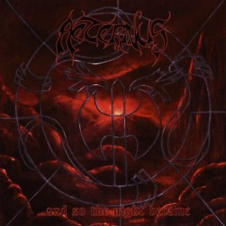 AETERNUS And So The Night Became CD