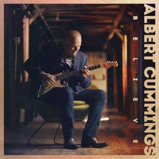 ALBERT CUMMINGS Believe LP Limited Edition
