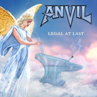 ANVIL Legal At Last CD