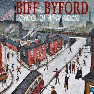BIFF BYFORD (Saxon) School Of Hard Knocks LP