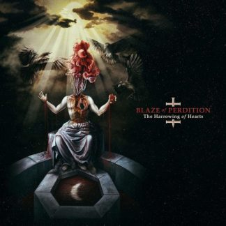 BLAZE OF PERDITION The Harrowing Of Hearts LP Limited Edition