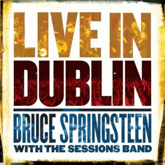 BRUCE SPRINGSTEEN Live in Dublin BOX 3 CD
