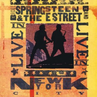BRUCE SPRINGSTEEN Live in New York City BOX 3 CD