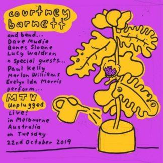 COURTNEY BARNETT Mtv Unplugged - Live In Melbourne CD