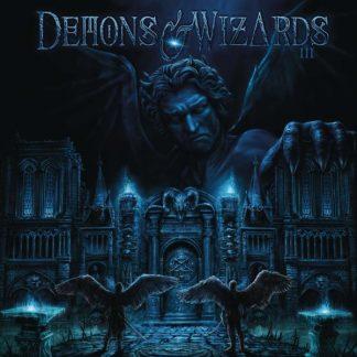DEMONS & WIZARDS III (three) BOX 2 CD