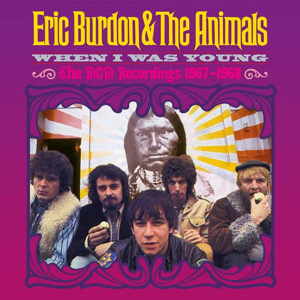 ERIC BURDON & ANIMALS When I Was Young MGM Recordings 1967-68 BOX 5 CD