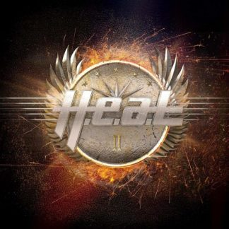 HEAT H.e.a.t. II CD