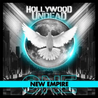 HOLLYWOOD UNDEAD New Empire Vol.2 LP Limited Edition