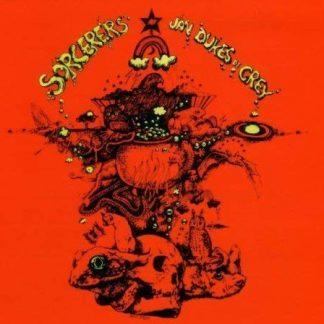 JAN DUKES DE GREY Sorcerers LP